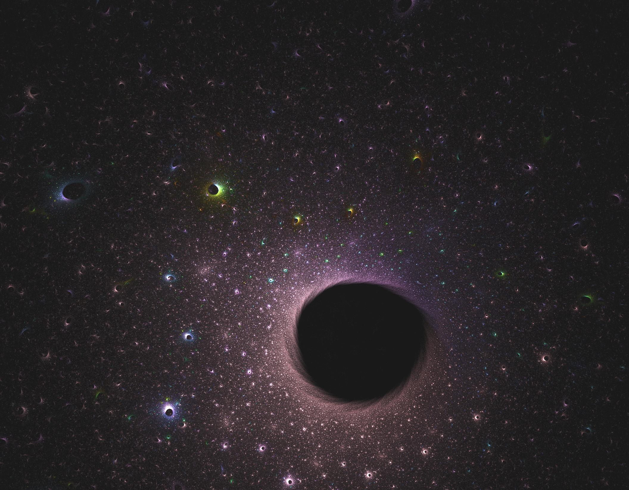 black hole 480x800 - photo #11