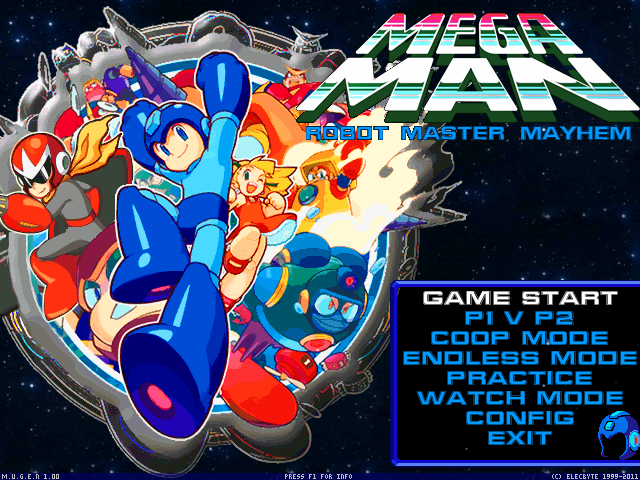 Robot Master Mayhem game released by OIlusionista