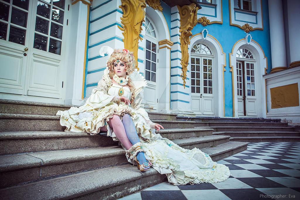 White Princess. by photographer-eva