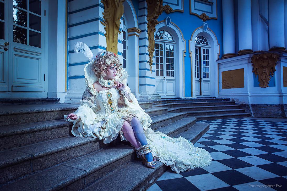 Magic Rococo by photographer-eva