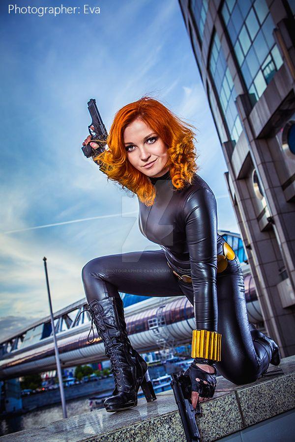 Avengers. Black Widow by photographer-eva