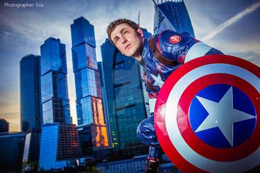 Avengers. Captain America
