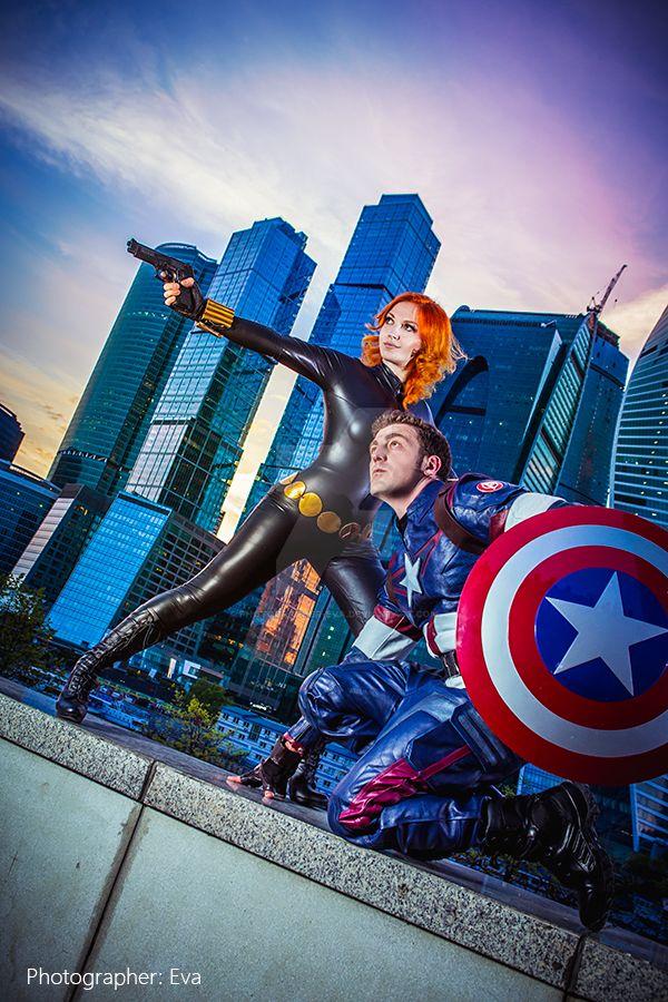 Avengers by photographer-eva