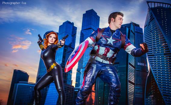 Marvel. Avengers