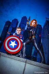 Captain America, Black Widow