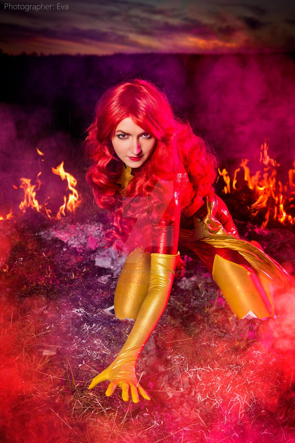 X-Man. Jean Grey by photographer-eva