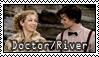Doctor and River Stamp by JBoogle
