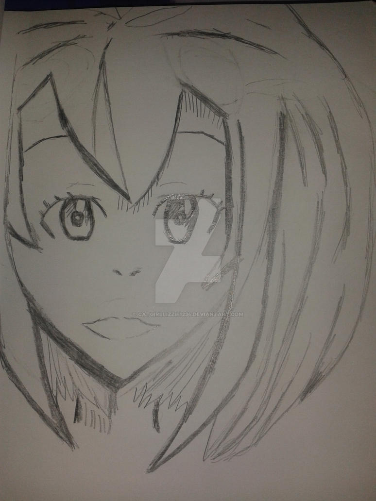 Mira - Dimension W ^^ Drawing^^ by CatgirlLizzie1234