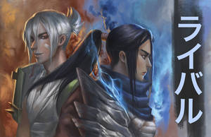 Rival by haonguyenly