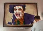 Art Gallery Joker Painting