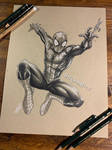 Charcoal Spider-Man