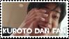 Kuroto Dan Stamp 1 by JaredRenoir