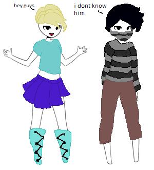 garoth and zane mcd by MyLittlePonyMinecraf