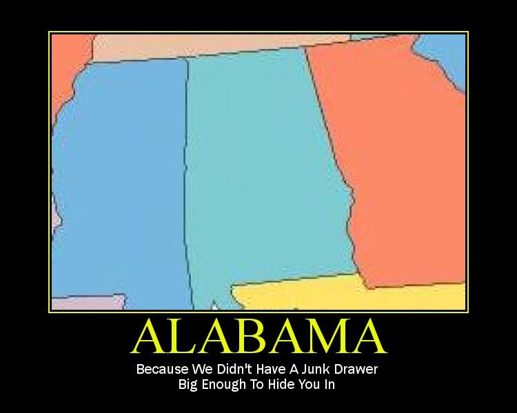 Alabama by dburn13579