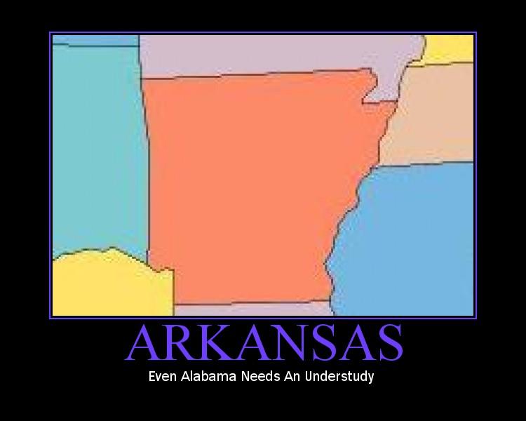 Arkansas by dburn13579