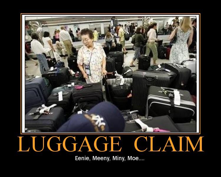 Luggage Claim by dburn13579