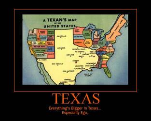 Texas by dburn13579