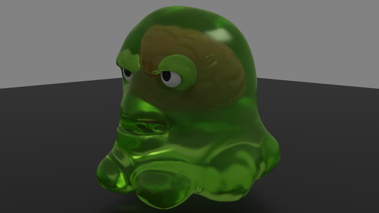 Slime Monster