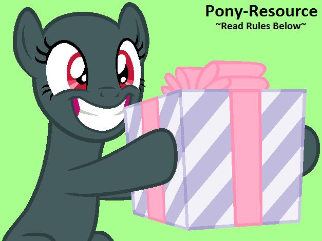 mlp earth pony base 6 by ponyresource on deviantart