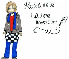 Roxanne Laine Evercort by AurePeri