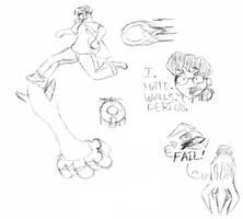 Sketch Dump 2 by AurePeri