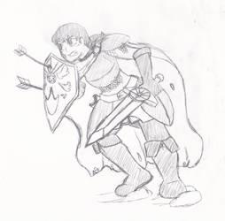 Kei, Bravest Hero by AurePeri