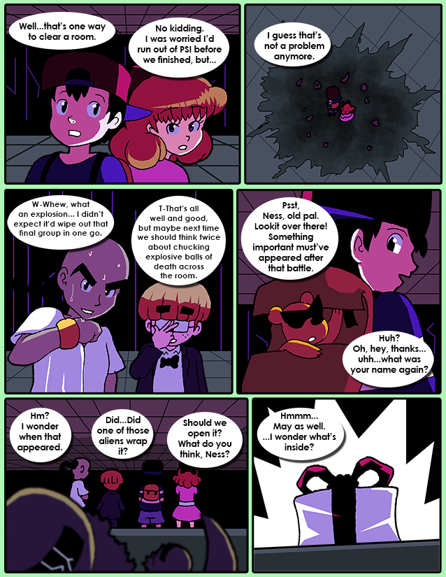 The Chosen Four - Page 791 by milliondollarham