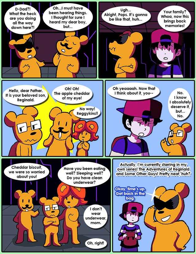 The Chosen Four - Page 793 by milliondollarham