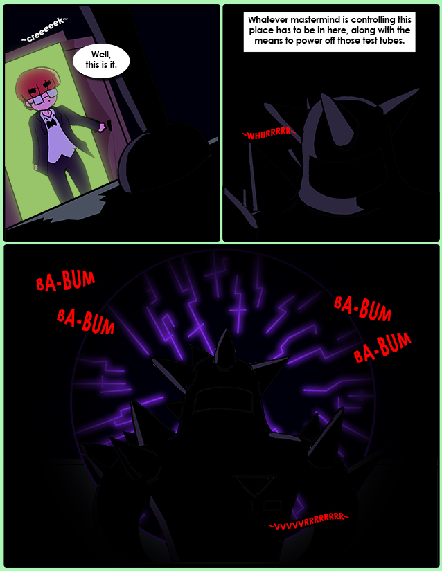The Chosen Four - Page 798 by milliondollarham