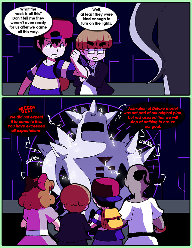 The Chosen Four - Page 799 by milliondollarham
