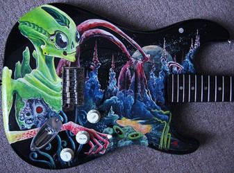Alien-tar by epstein