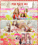 Sooyoung Cover PSD Pack #2