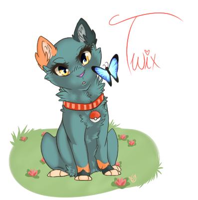 Twix by EeveeHop