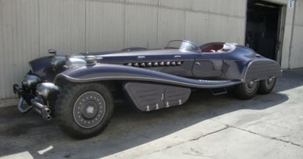 Schmidt Hydra Coupe 16v Roadster By Futurewgworker On