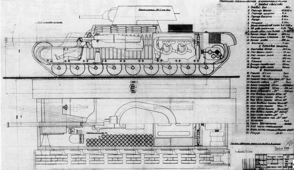 wehrmacht 46 en maquette Kv_4__shashmurin__soviet_russian_heavy_tank__by_futurewgworker-dawjwex