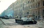 IS-3M soviet heavy tank.