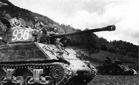 Soviet 76mm Lend-Leased M4A2 #936 Sherman Tank. by FutureWGworker