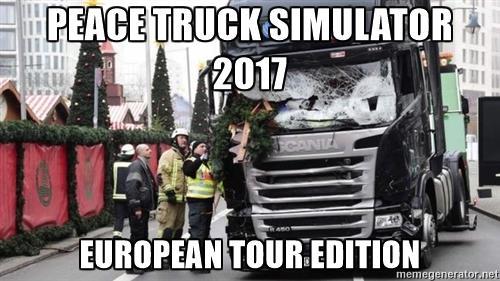 Peace Truck. by FutureWGworker