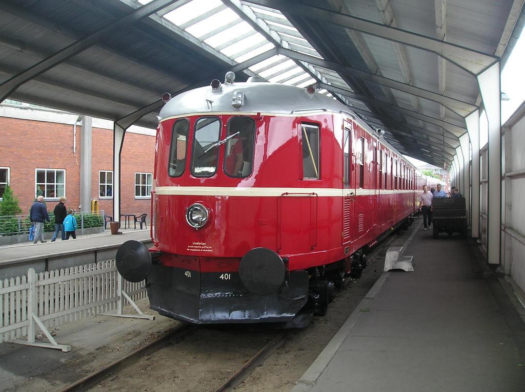 DSB MS Trainset. by FutureWGworker