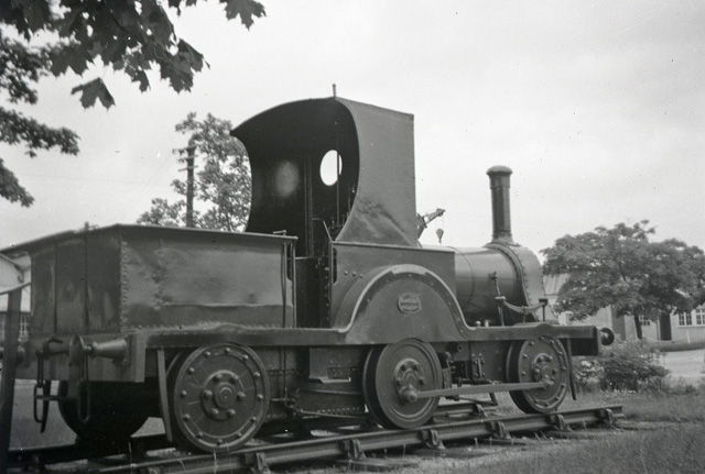 Gazelle Steam Locomotive At Longmoor Camp. by FutureWGworker