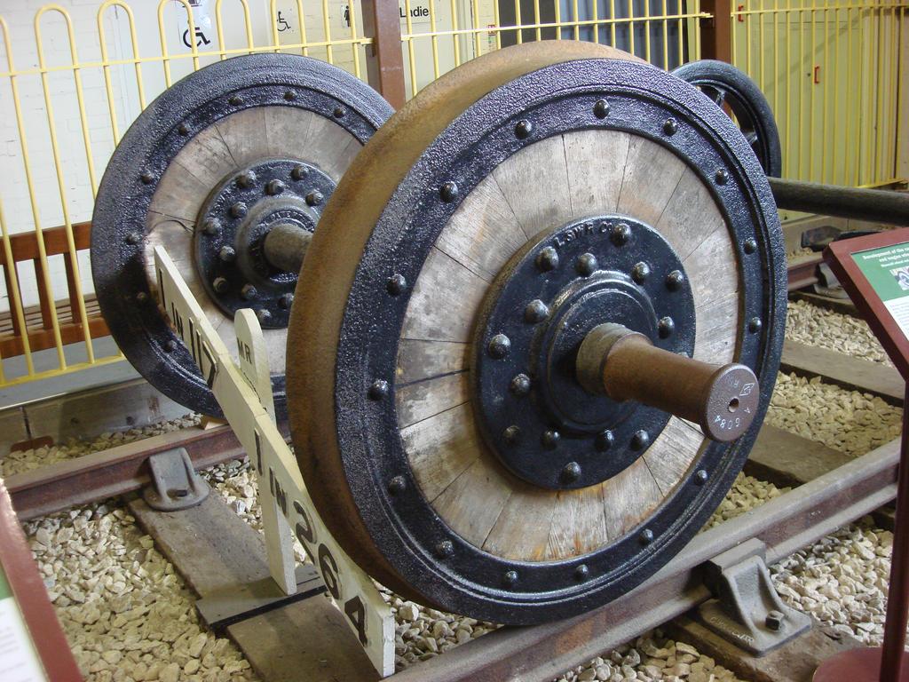 Mansell Wheel Set. by FutureWGworker