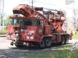 Hi-Rail Crane. by FutureWGworker