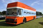Porsche-Gulf Race Transporter.