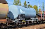 European KVG Tanker Railcar.
