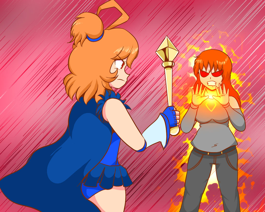 Rena vs Hotsauce by AF1987
