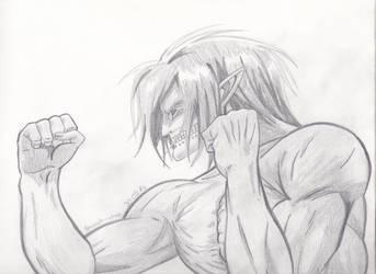 Rogue Titan by Shiroichi-chan
