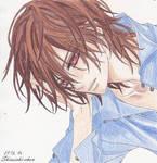 Kaname Kuran  colored by Shiroichi-chan