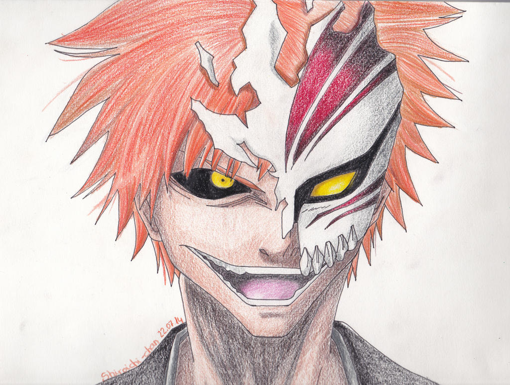 Ichigo Hollow by Shiroichi-chan