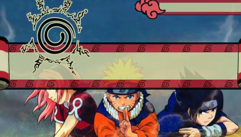 PSP Naruto Theme by M4trock