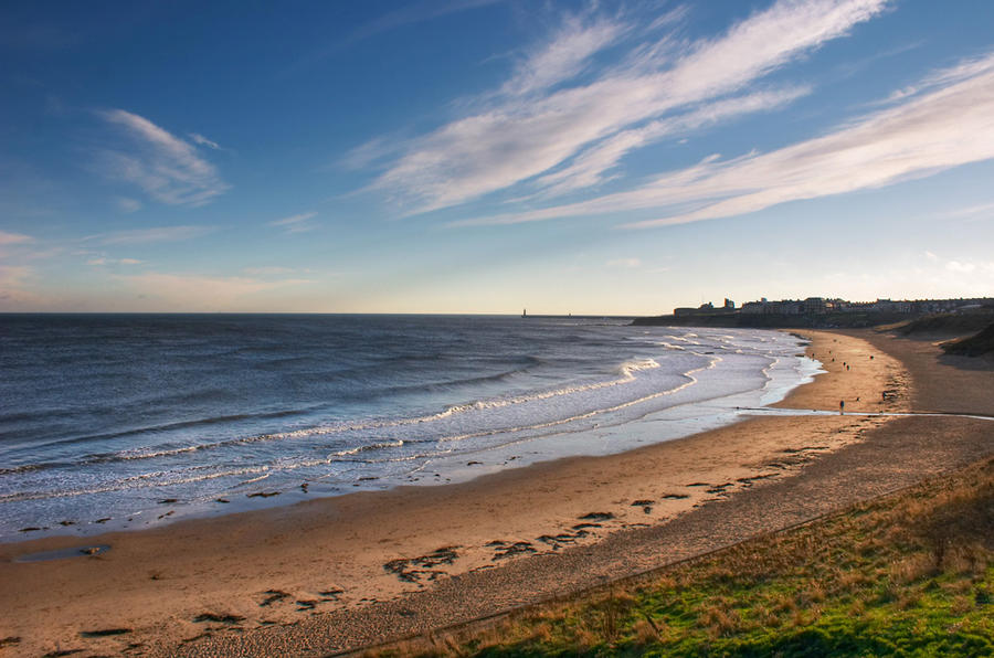 Longsands Beach by scotto